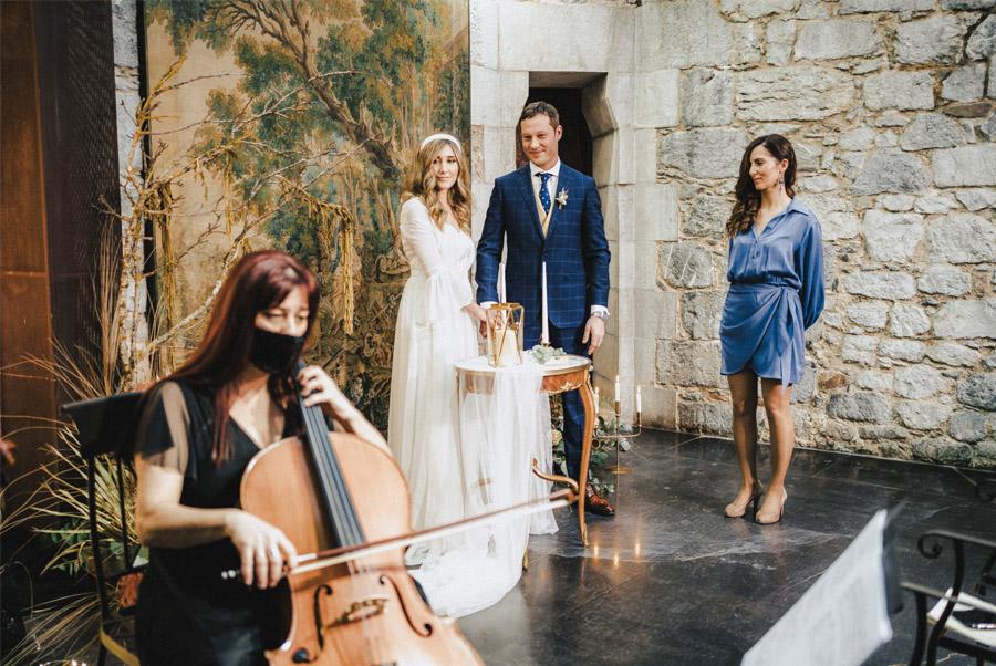 THE POWER OF MUSIC ceremonia-boda