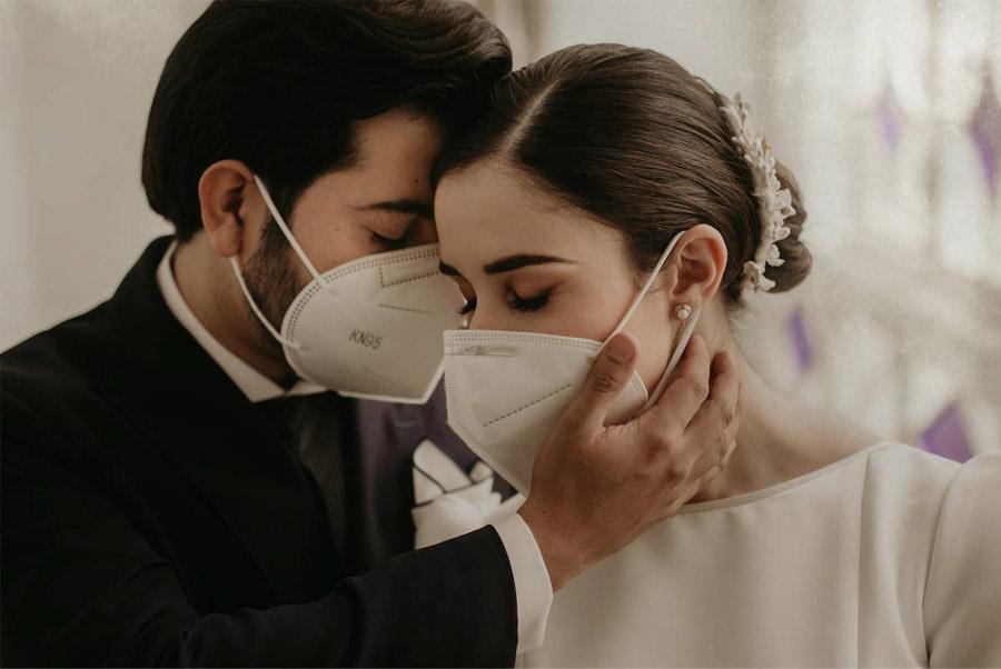CÓMO CELEBRAR UNA BODA EN LA NUEVA NORMALIDAD boda-covid