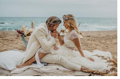 SALACIA, UNA SLOW WEDDING EN LA COSTA MEDITERRÁNEA mar-boda