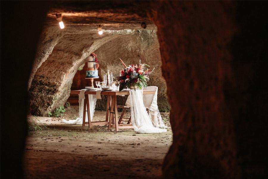 OMNIA VINCIT AMOR, EL AMOR TODO LO PUEDE mesa-banquete-boda