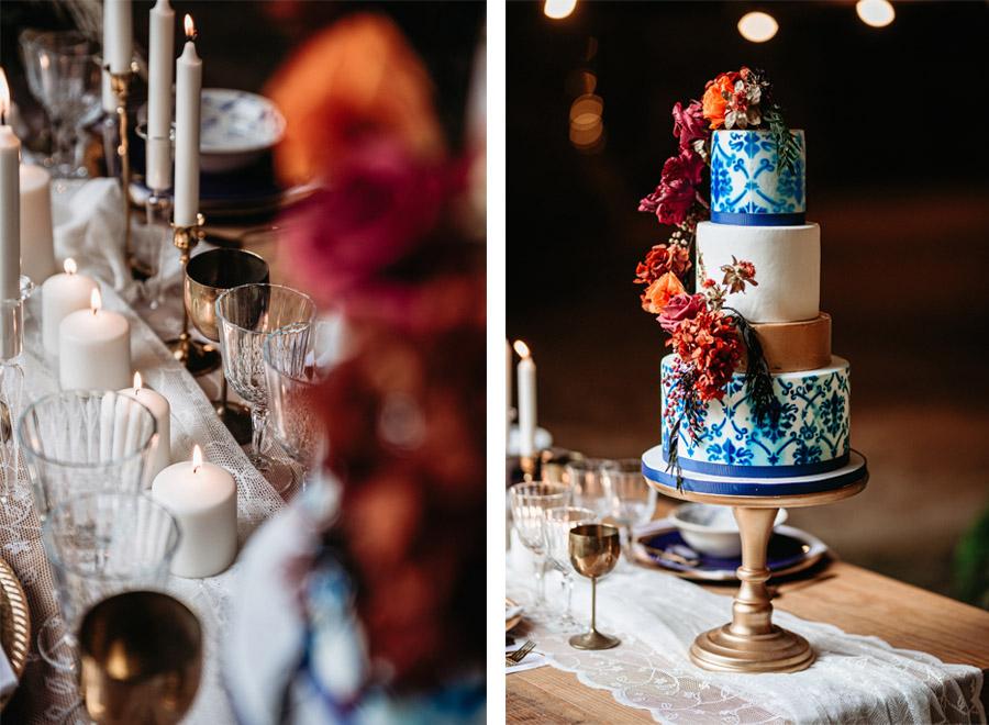 OMNIA VINCIT AMOR, EL AMOR TODO LO PUEDE pastel-boda