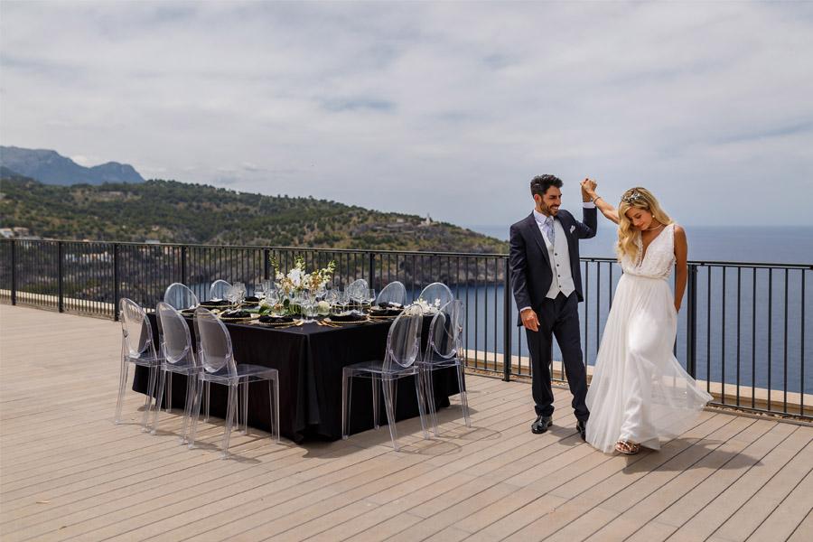 MARTINA Y ÁLVARO: GLAMOUR EN MALLORCA banquete-boda-1