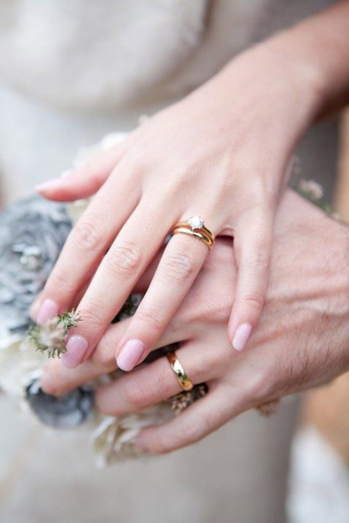 ALIANZAS DE BODA: TIPOS, CONSEJOS Y CLAVES PARA ELEGIR LA IDEAL boda-alianza-683x1024