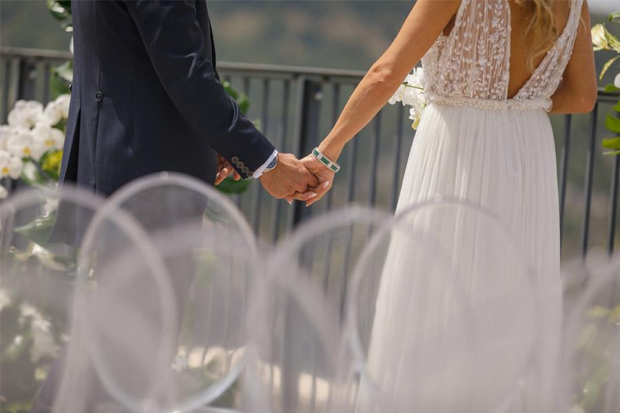 MARTINA Y ÁLVARO: GLAMOUR EN MALLORCA noivos-boda