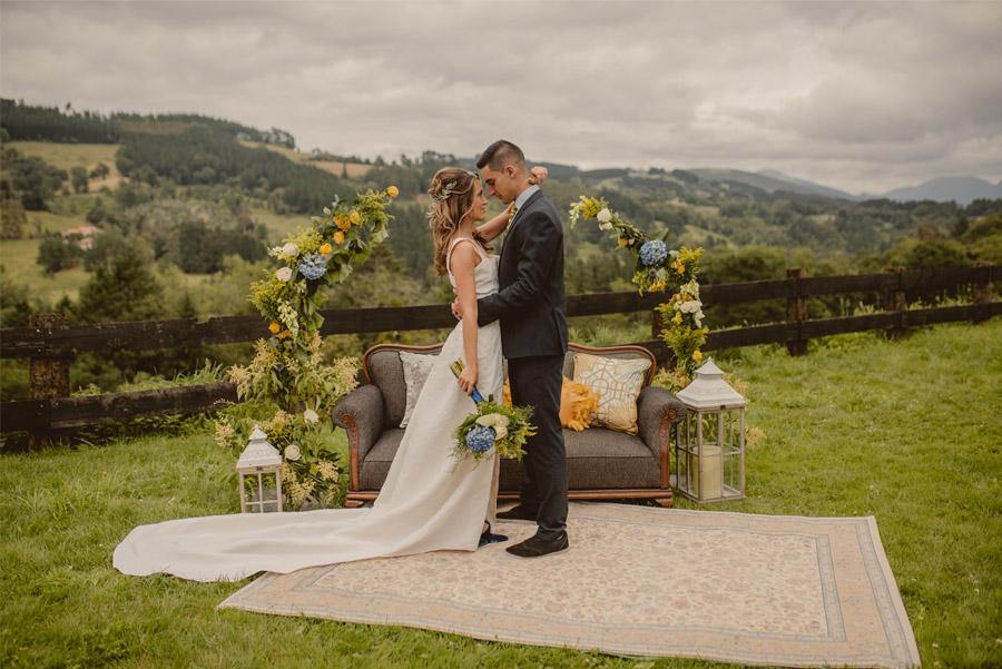 MIRACOLO, ESENCIA ITALIANA EN EL MONTE VASCO boda-ceremonia