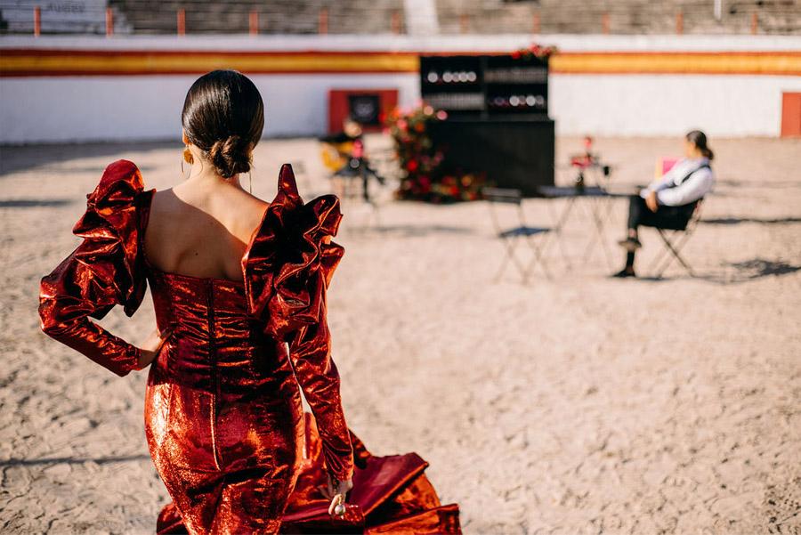 PODERÍO, EL ARTE DE UNA BODA EN EL SUR editorial-boda