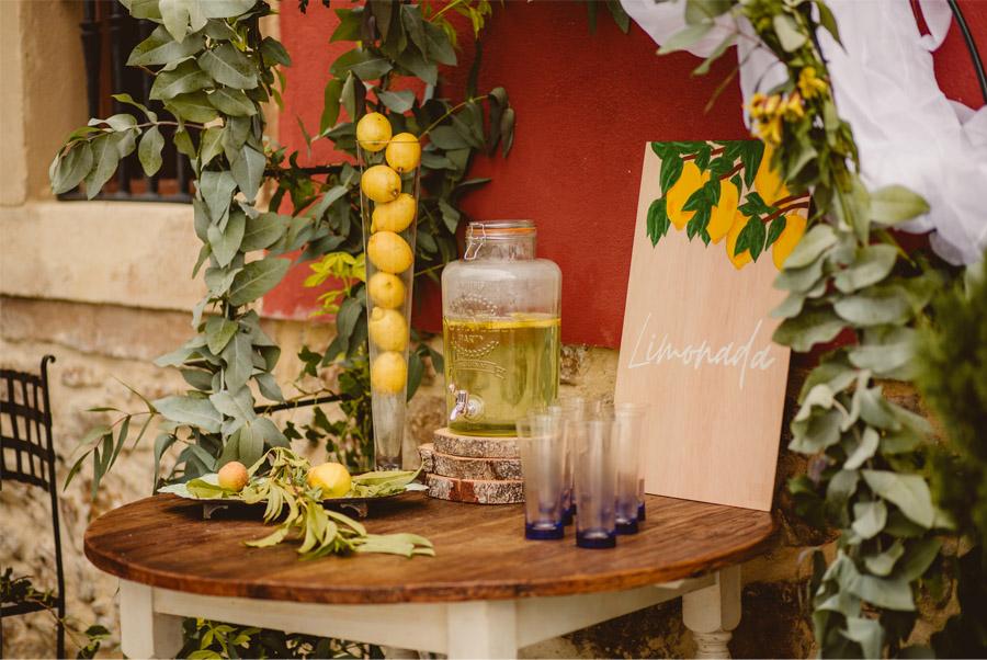 MIRACOLO, ESENCIA ITALIANA EN EL MONTE VASCO limonada-boda