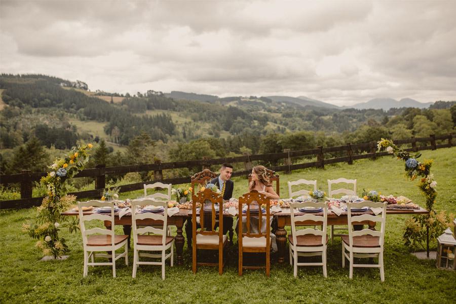 MIRACOLO, ESENCIA ITALIANA EN EL MONTE VASCO mesa-boda