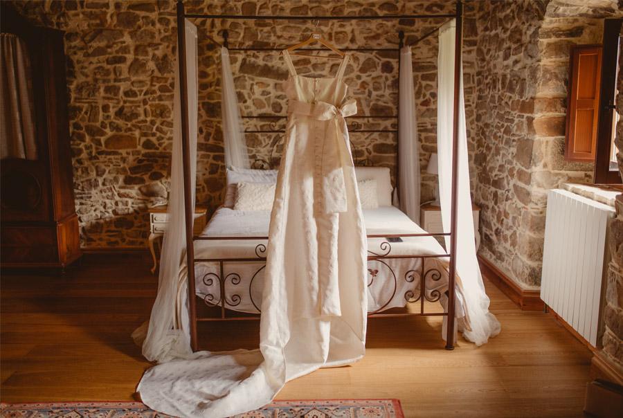 MIRACOLO, ESENCIA ITALIANA EN EL MONTE VASCO vestido-novia