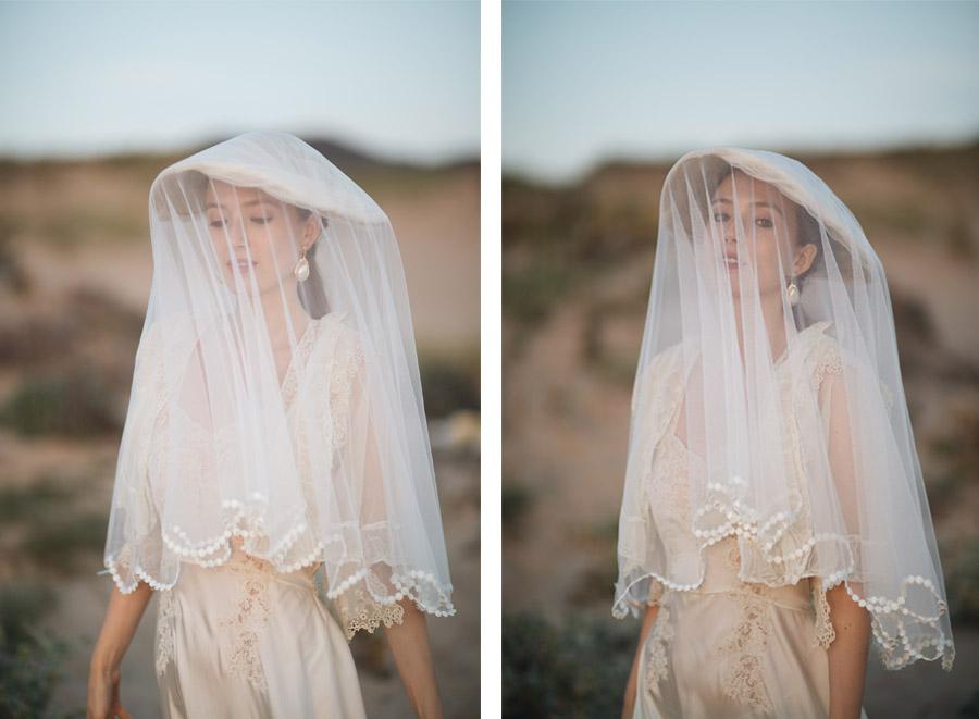 INSPIRACIÓN BRIDAL: EL VESTIDO LENCERO novias-larca