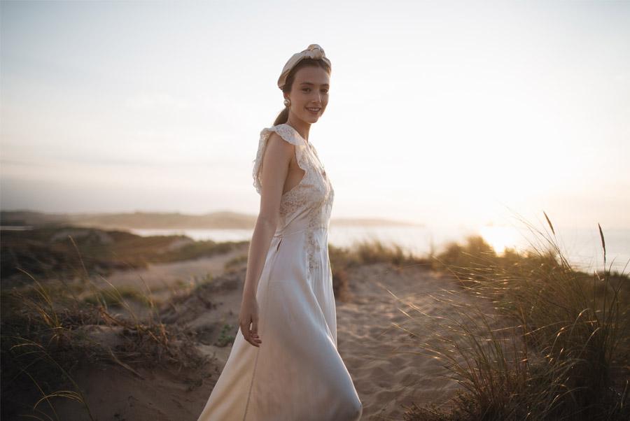 INSPIRACIÓN BRIDAL: EL VESTIDO LENCERO vestido-novia-larca