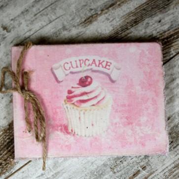 Album de fotos Cupcake