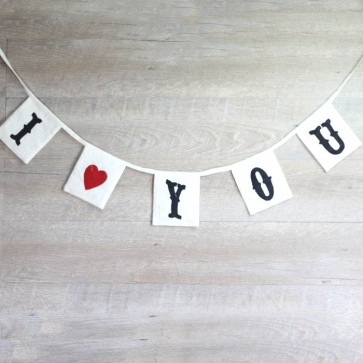 Banderines I Love You