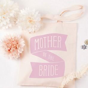 bolsa tela madre novia