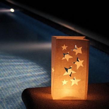 Bolsa de luz de estrellas (10 ud.)