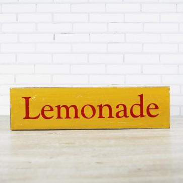 Caja limonadas
