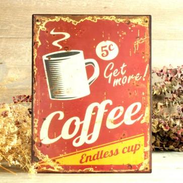 Cartel cafés