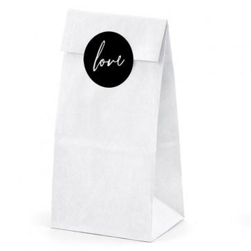 Bolsitas y etiquetas para regalo