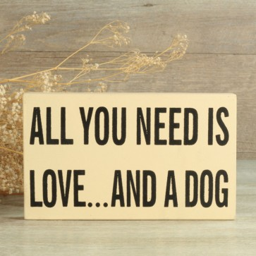 Cartel All you need is love and a Dog