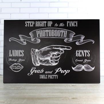 Cartel para el photocall