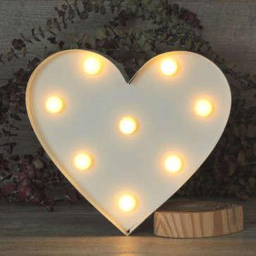 Comprar corazón luminoso