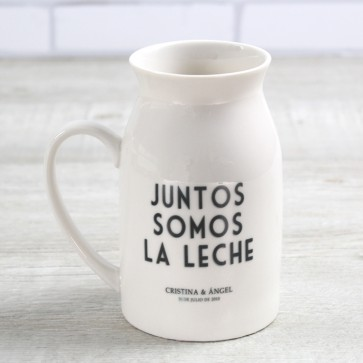 Lecherita personalizable