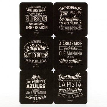 Comprar Mr Wonderful posavasos