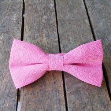 Comprar pajarita de boda color frambuesa