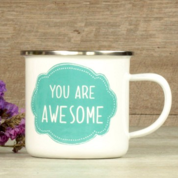 Compar taza regalo you are awesome