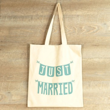 Comprar tote bag Just Married