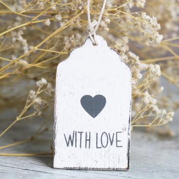 Etiqueta With Love