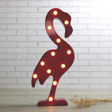 Flamenco luminoso