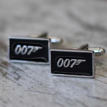 Gemelos James Bond 007