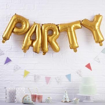 Globos party