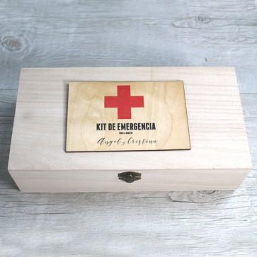 Kit de emergencia para bodas