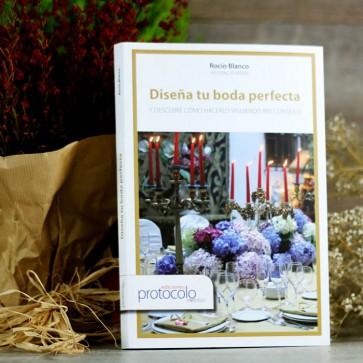 Libro Diseña tu boda perfecta
