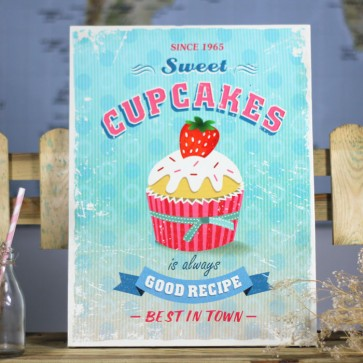 Lienzo Sweet Cupcakes