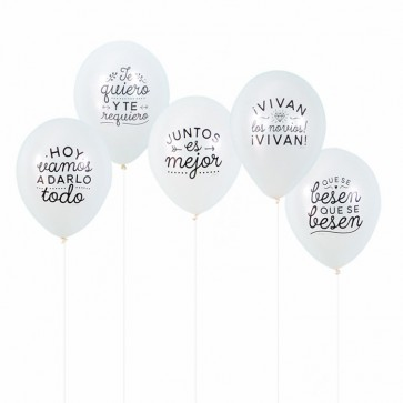 Mr Wonderful globos