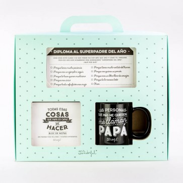mr wonderful kit superpadre