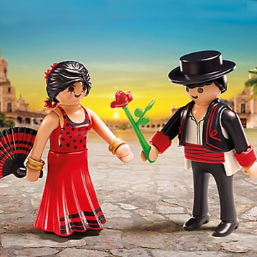 Playmobil © flamencos