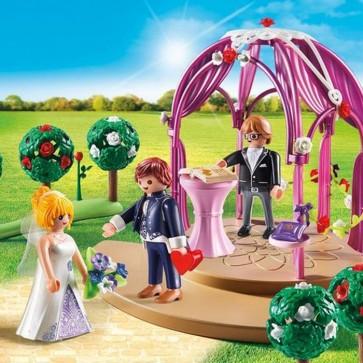 Novios Playmobil boda