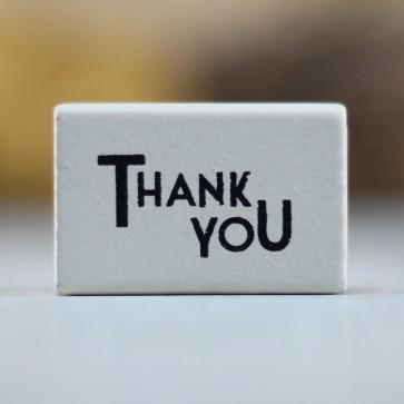 Sello Thank You