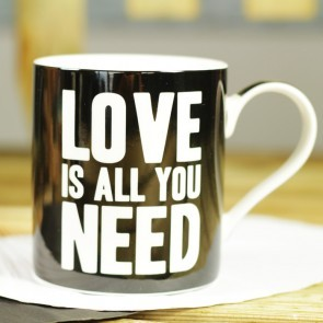 Taza Love Is All You Need