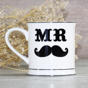 Taza Mr Moustache