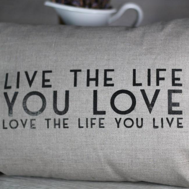 Live life you love