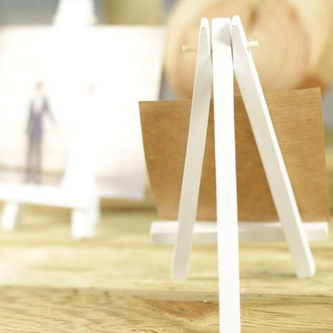 Caballete seating de mesa una boda original - Caballete de mesa ...