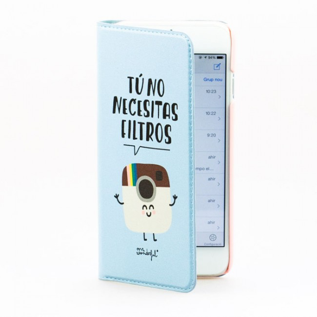 Mr Wonderful Carcasas Iphone