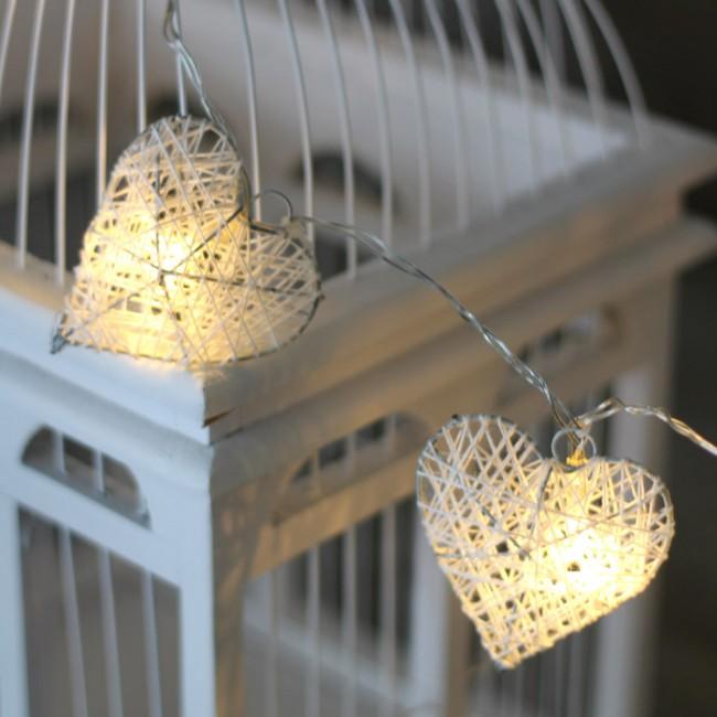 Gurinaldas de luces una boda original - Guirnalda luces led ...