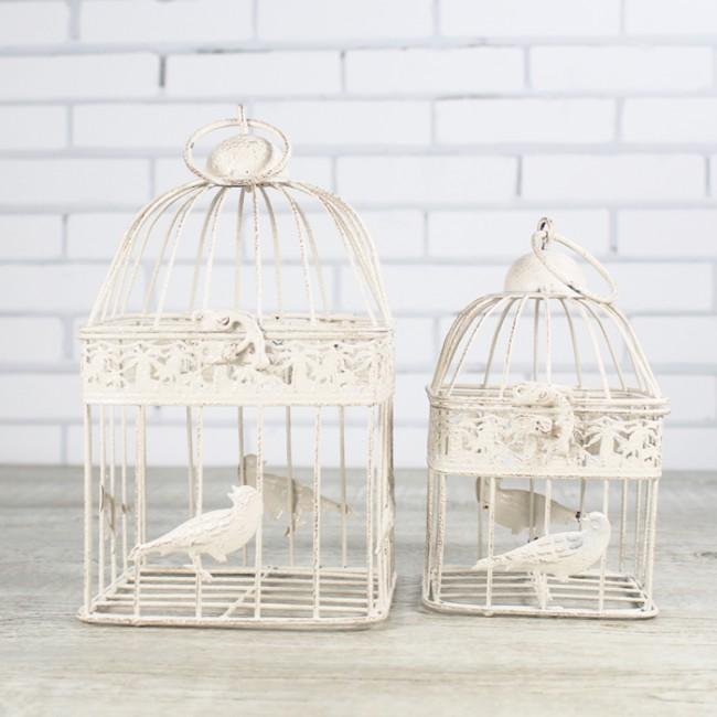 jaulas de boda para decorar