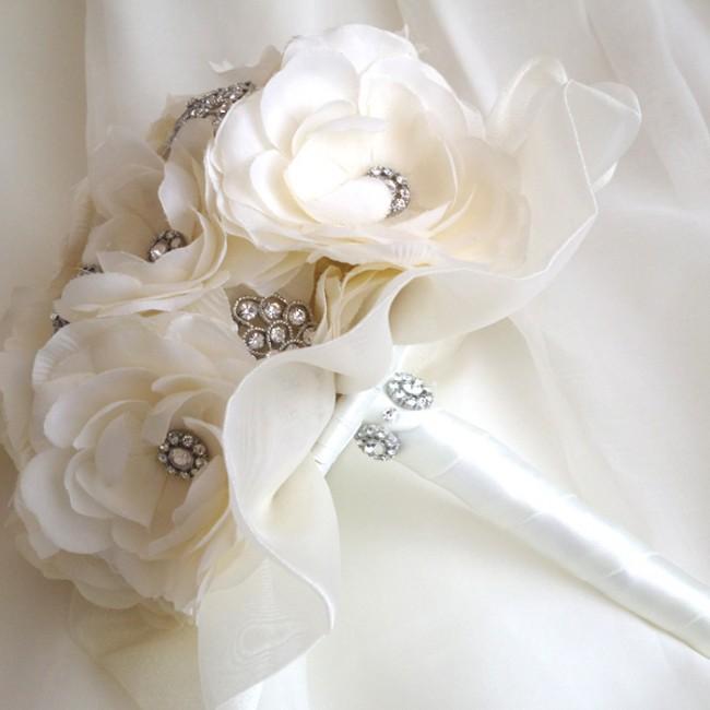 Ramo de novia una boda original - Ramos de calas para novias ...
